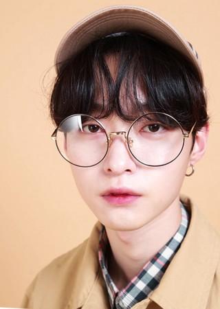 빅 동글이 안경
